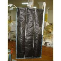 China 1 ton pp woven Flexible bulk material bags , Dustproof Tonne bags with PE liner on sale
