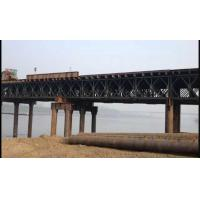Buy cheap Quick Assembly Delta Frame Bridge Surface Painted Modular Steel Bridges from Wholesalers
