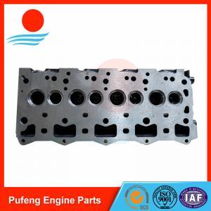 Excavator Engine Parts ISUZU 4LE1 cylinder head 8-97114713-5 for Hitachi EX50U