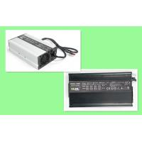 Buy cheap Black Silver Portable And Smart Battery Charger 12V 25A For Lithium And SLA Battery Pack from wholesalers