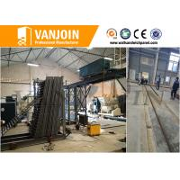 Buy cheap Full Automatic Eps Sandwich Panel Machine Envrionmental Vertical Mould Car from Wholesalers