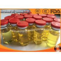Quality Injectable Finished Liquids Trenbolone Enanthate 100 Finished Injectable Oil wholesale