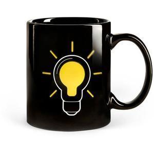 the change colors ceramic mug the lamp bulb magic cup power mug fast shipping spot china mugs