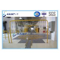 Buy cheap Intelligent Paper Roll Handling Systems Customized Color With CE Standard from Wholesalers