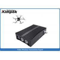 Buy cheap Portable Bi-directional Ethernet Radio Self-managing Network IP Mesh for UAV / Helicopter from Wholesalers