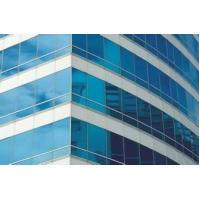 Buy cheap Blue reflective glass from Wholesalers