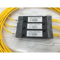 Quality 1XN PLC Splitter optical distributor Low insertion loss and high uniform for EPON Ethernet passive optical network wholesale