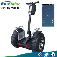 Quality 72V 1266Wh Batttery electric chariot Off Road Segway with App Bluetooth wholesale