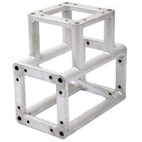 Quality Recyclable 3 Way Screw Corner Aluminum Lighting Truss For Advertisement wholesale