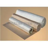 Quality Acrylic Coated High Silica Fabric For Piping Flame Retardant Anti Corrosion for sale