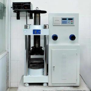 concrete compression machine