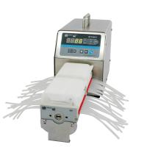 multichannel peristaltic pump