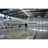Buy cheap Electric Galvanized, Painting Metal Waterproof Airplane Hangar Of Piping Truss Buildings from Wholesalers