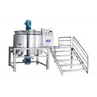 Professional Stainless Steel Mixing Tanks Food Grade SS Fermentation Tanks