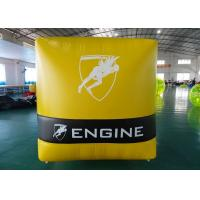 Buy cheap inflatable water buoys for water game , inflatable floating marker with factory price from wholesalers