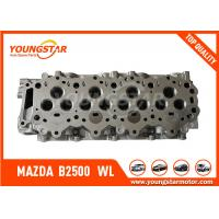 Buy cheap Engine Cylinder Head For MAZDAWL ; MAZDA WL-T ; MAZDA B2500 / B-2500  WL11-10-100E from wholesalers