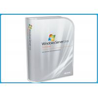 Buy cheap 100% genuine Microsoft Windows Softwares , Win Server 2008 Standard Retail Pack 5 Clients from Wholesalers