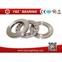Buy cheap High Speed Thrust Ball Bearing with Flat Seats , F3-8M F4-9M F4-10M F5-10M from Wholesalers