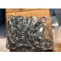 Buy cheap Weld Type Stainless Steel Lace Ring Fit Removable Thermal Insulation Blankets from Wholesalers