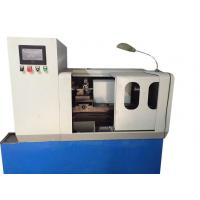 Buy cheap Automatic grooving machine cut small slots for sinter piston from 20mm to 45mm from wholesalers