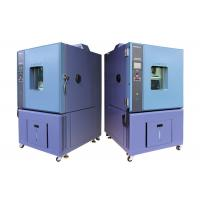 Buy cheap Climatic Humidity Test Chamber , Environmental Testing Equipment Low Noise from Wholesalers