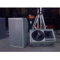 124dB 400W 8ohm 15'' Woofer 50Hz - 18KHz NEUTRIK NL4 Pro Theatre Sound Speaker Equipment
