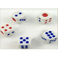 Buy cheap Magnetic / Non Magnetic Induction Casino Games Dice With Vibrator For Dice Gamble from Wholesalers