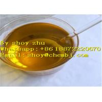 Quality CAS 10161-33-8 Trenbolone Enanthate Boldenone Steroid Injection 200mg No Side Effect wholesale