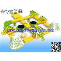 Buy cheap Commercial  Water Park With Slides , Theme Park Water Rides from Wholesalers