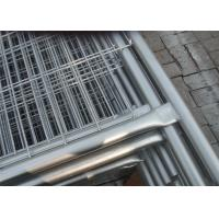 Buy cheap Zinc Coated Galvanized Temporary Fence Construction Fence Panels 22.00kg from Wholesalers