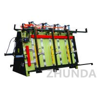 Buy cheap Double Sides Wood Industry Machines , Wooden Frame Assembly Machine 1220x2440mm from wholesalers