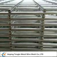 Buy cheap Welded Mesh Fabric for Concrete flat or bend reinforcing sheet from wholesalers