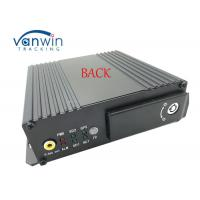Buy cheap 4-Ch Cctv Camera Car Dvr 3g 4g Gsm Gprs With Sim Card , Basic Monitoring from Wholesalers