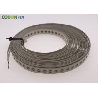 Buy cheap Construction Perforated Duct Hanger Strap  For Hanging Large Sized Pipes from Wholesalers