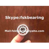 Quality P4 P5 7000AC Angular Contact Ball Bearing with 10 Balls Nylon Cage / Bakelite Cage wholesale