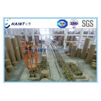 Buy cheap Paper Industry Paper Roll Handling Systems High Efficiency Free Workers from Wholesalers