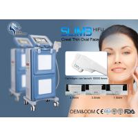 Buy cheap High Intensity Focused Ultrasound Face Lifting Hifu Machine With 3 Imported Cartridge from Wholesalers