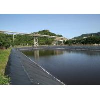 Quality 0.75mm HDPE Geomembrane Liner Ultra Tech Flexible Geomembrane For Subway wholesale
