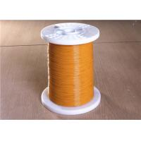 Buy cheap CLASS B Triple Insulated Wire Solderable AWG 18 - 32 130℃ For Transformers from Wholesalers