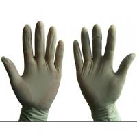 Buy cheap FDA & CE Medical latex gloves AQL 1.5 from Wholesalers