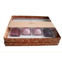 Buy cheap Cosmetic Box Packaging With Plastic Inlay , Skin Care Paper Box Packaging from wholesalers
