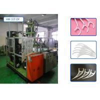 Automatic Stacking Hydraulic Injection Moulding Machine For Tooth Floss Sticks
