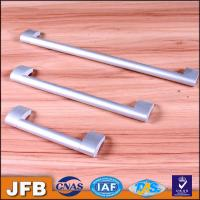 Buy cheap ITEM E320 CC128mm foggy silver household various colours finished kitchen cabinet cabinet door ALUMINUM pull handles from wholesalers