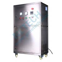 Buy cheap Air cooling Industrial Ozone Generator / ozonator for drinking water With Ceramic tube from Wholesalers