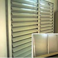 Buy cheap Blind / Shutter Industrial Aluminum Profile , Louver / Jalousie Extrusion Profiles from Wholesalers
