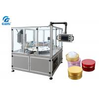 Buy cheap Automatic Cosmetic Cream Filling Machine 2 Nozzles High Stability from Wholesalers