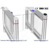 Buy cheap Biometric Security Infrared Access Gate Turnstile For Train Station from Wholesalers