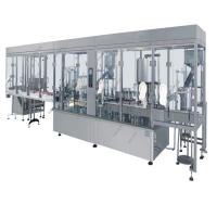 Buy cheap High Speed Small Perfume Filling Machine For Glass Bottle , Spray Filling Machine from Wholesalers