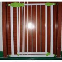 Buy cheap Unique Adjustable Metal Baby Gates With Door Double Protection from Wholesalers
