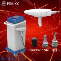 Buy cheap Professional Q Switched ND-yag laser  machine for skin rejuvenation equipment from Wholesalers